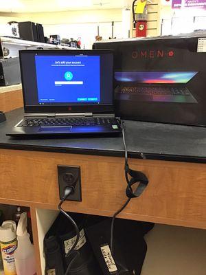 OMEN by HP laptop intel i7 9th gen for Sale in Tucker, GA