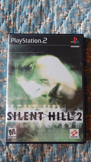 SILENT HILL 2 PS2 for Sale in West Warwick, RI