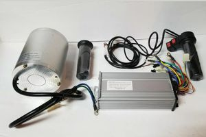 Conversion Kit Electric Motor Scooter Brushless Bicycle 48V 60V 2000W(open box ) for Sale in Silver Spring, PA