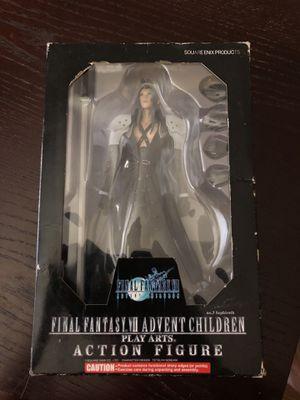 Final fantasy seven figurine for Sale in Los Angeles, CA