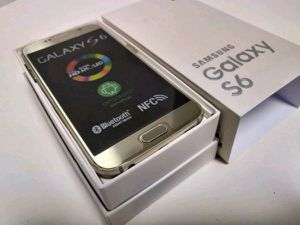Samsung Galaxy S6 new phone, with warranty//unlocked for all companies networks. for Sale in Bethesda, MD