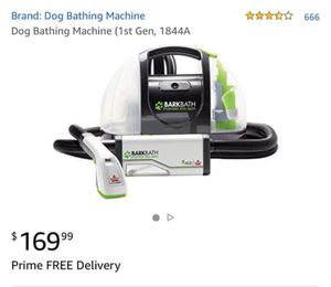 New in Box Bissell Pet Grooming Machine for Sale in Clackamas, OR