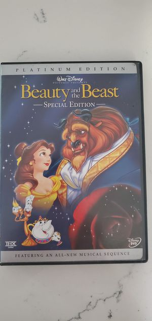 Beauty and the beast: platinum edition for Sale in Tucson, AZ