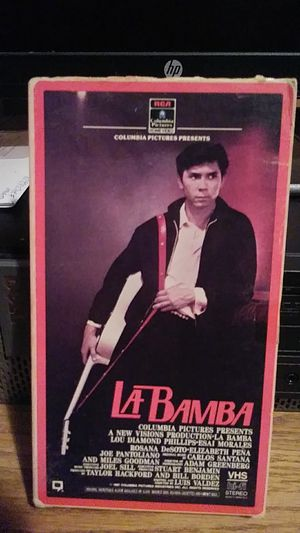 La bamba vhs for Sale in Merced, CA