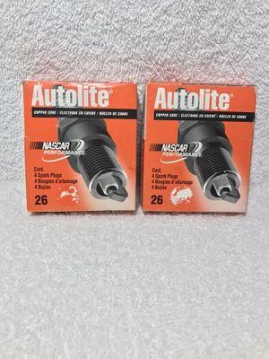 Autolite Copper Core Spark Plugs for Sale in Graham, WA