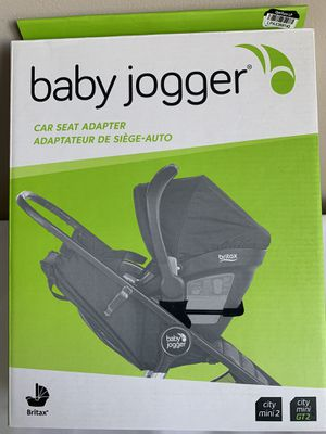 Baby Jogger Car Seat Adapter for Sale in Ballston Spa, NY