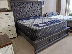 Huge King Rustic Bedframe ONLY $799! for Sale in Springdale, AR