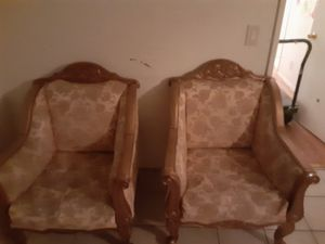 Antique couches set of 3 for Sale in Los Angeles, CA