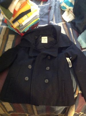 Girls beautiful winter coat (5T) never used for Sale in Sudbury, MA