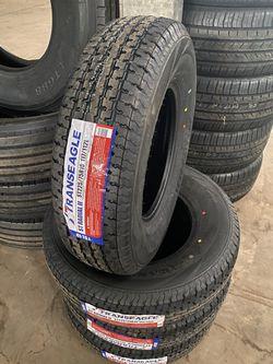 10 ply 15 inch trailer tires for Sale in San Antonio,  TX