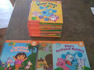 Nick Jr book st of 26 for Sale in Camden, AR