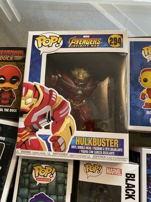 Funko POP Hulkbuster (#294) for Sale in Seattle, WA