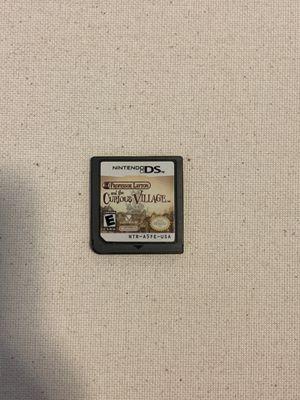 'Professor Layton and the Curious Village' Nintendo DS for Sale in Woodbridge, VA