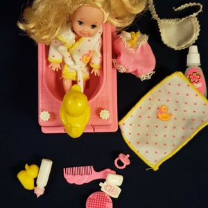 1990's Kelly Barbie Bathtime Fun Set for Sale in Palm Bay, FL