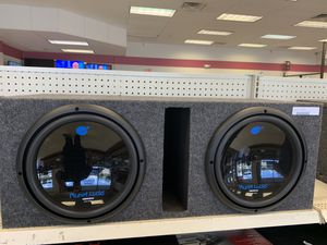"Planet audio car speakers (12"") for Sale in Austin, TX"