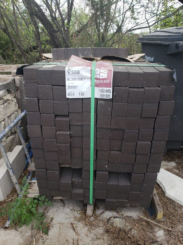 Black Brick For Sale In San Antonio Tx Offerup