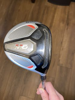 Taylormade M6 3 Wood USED rocket 14 Loft for Sale in Sacramento,  CA