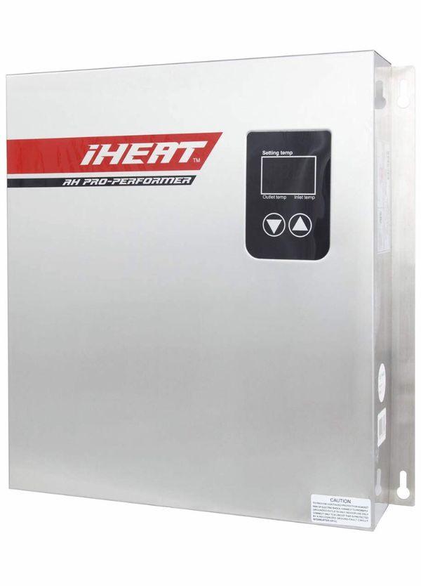 Tankless Water Heater IHeat AHS21D