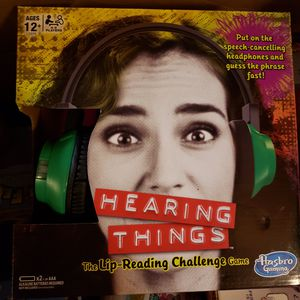 Hearing Things Board Game for Sale in Minneapolis, MN
