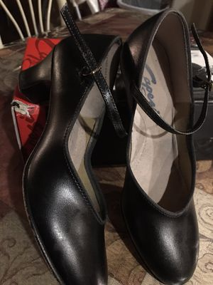 Capezio Flokorico dance shoe, used at the Charro Day Parade . for Sale in Brownsville, TX