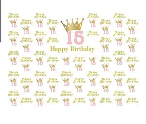 Sweet 15 Birthday Party Photo Banner for Sale in Miami, FL