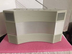 Bose Acoustic Wave AM/FM Stereo Cassette Series II Music System CS-2010 with AUX input for Sale in San Jose, CA