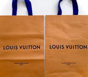 2 Louis Vuitton Shopping Bags medium for Sale in Laveen Village,  AZ
