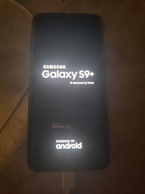 Galaxy S9 plus unlocked for Sale in Wichita, KS