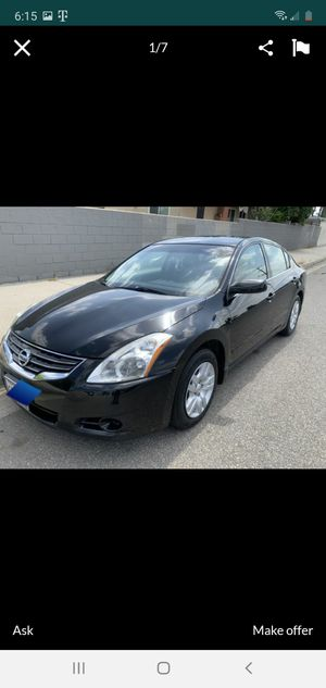 """2012""""NISSAN ALTIMA---4Cyl-Automatic for Sale in Oxnard, CA"""