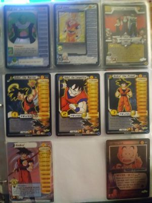 Dragon Ball Z cards (score) for Sale in Mount Vernon, WA