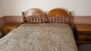 Vintage queen size bedroom set for Sale in Federal Way, WA