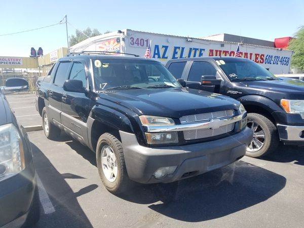 2003 Chevrolet Avalanche 4X4 NO CREDIT CHECKS