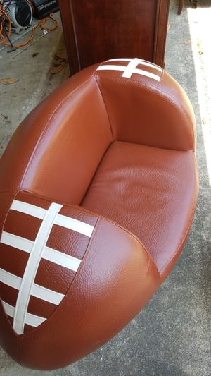 Kids football chair for Sale in Arlington, TX