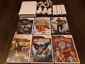 NINTENDO Wii works for $50dlrs for Sale in Indianapolis, IN