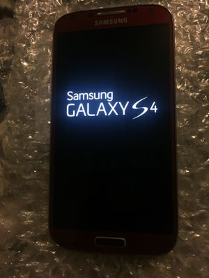 Samsung Galaxy S4 for Sale in Silver Spring, MD