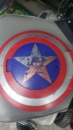Captain America shield for Sale in Tumwater, WA