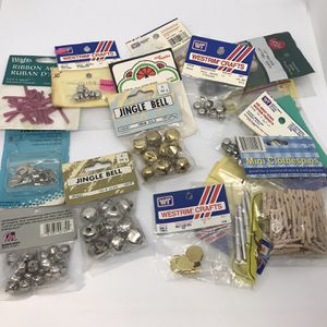Crafts Supplies, Jingle Bells And More for Sale in Cupertino, CA