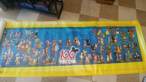 Selling 100 Years of Disney McDonald Figures. for Sale in San Diego, CA
