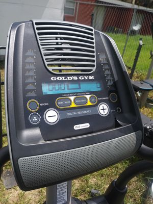 Golds gym elliptical for Sale in Tampa, FL