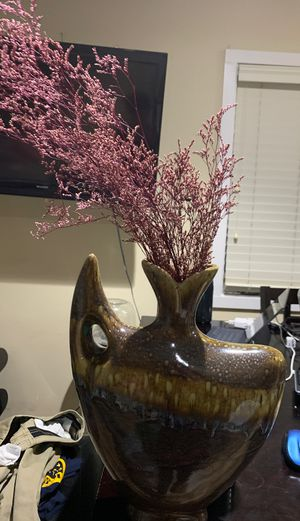 Dry-Flower vase for Sale in Vancouver, WA