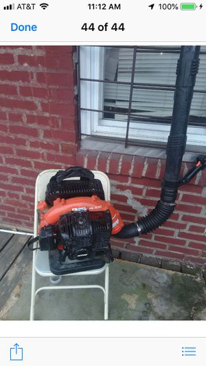 echo pb-500t carburetor leaf blower Commercial grade for Sale in Lindenwold, NJ