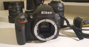 Nikon camera D3300 read the description for Sale in Blacksburg, VA