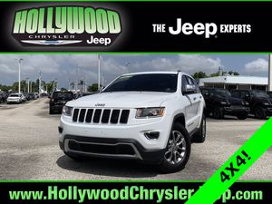 2015 Jeep Grand Cherokee for Sale in Hollywood, FL