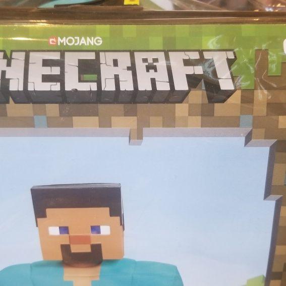 "Minecraft ""Steve"" Costume"