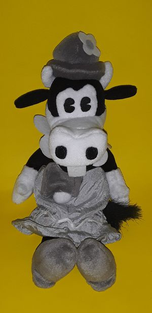 DISNEY COW PLUSHIE for Sale in Venice, FL