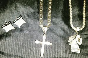 Styling my 925 chain and charm $600 for both $300 for one for Sale in Pittsburgh, PA