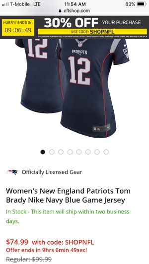 Nike ,NFL jersey for Sale in Los Angeles, CA