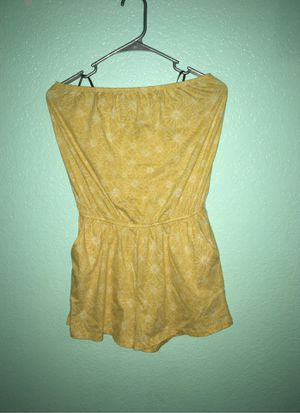 Yellow romper-Forever 21 for Sale in Surprise, AZ