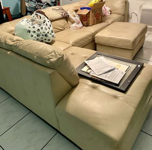 Modern Sectional Sofa for Sale in Miami, FL