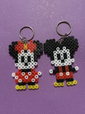 Mickey & Minnie keychains for Sale in Riverside, CA